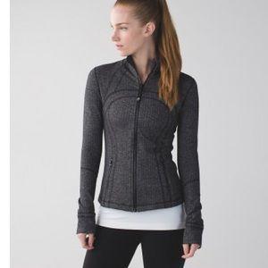 Grey Lululemon Athletica Define jacket size 10